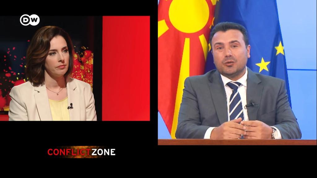 Zaev Conflict Zone