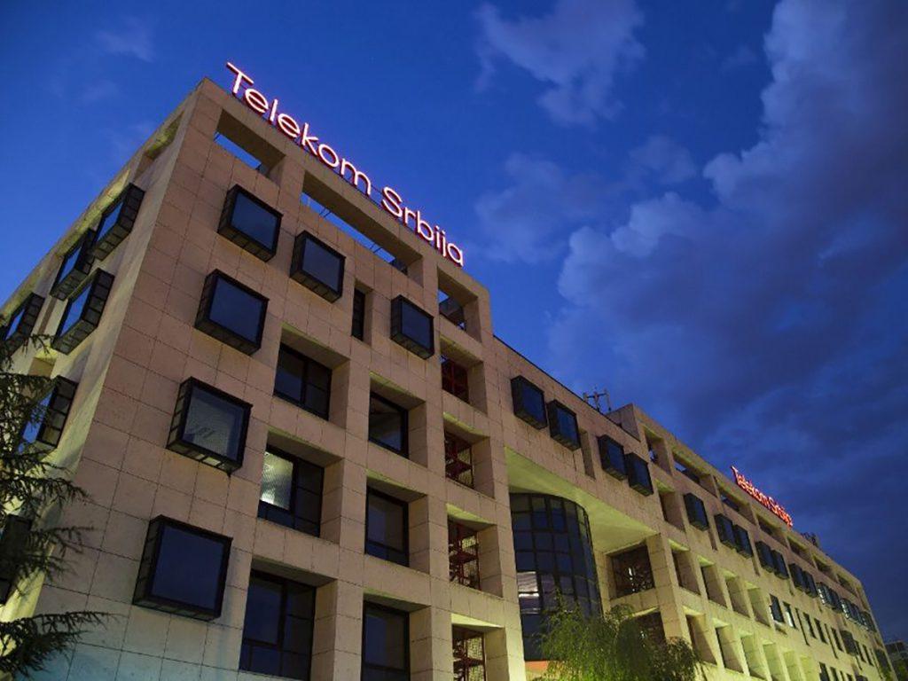 Telekom-Sribja